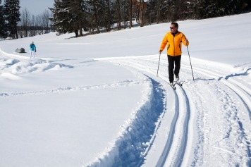 Creative Commons image of cross-country skiing